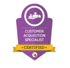 Digital Marketer Certification: Customer Acquisition Specialist