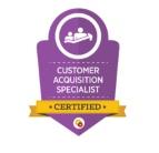 Digital Marketer Certification: Customer Acquisition Specialist