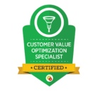 Digital Marketer Certification: Customer Value Optimization Specialist