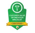 Digital Marketer Certification: Customer Value Optimization Specialist