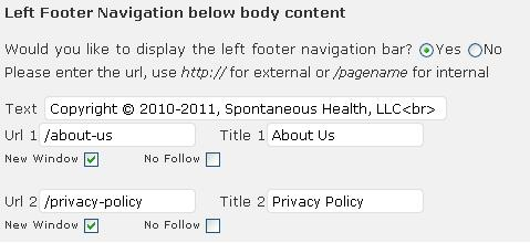 One of three Socrates Navigation Bars