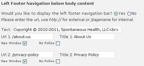 One of three Socrates Navigation Bars