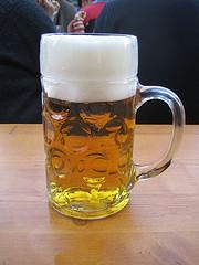 Ein Bier