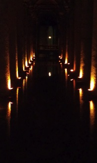 Roman Cistern - Istanbul, Turkey