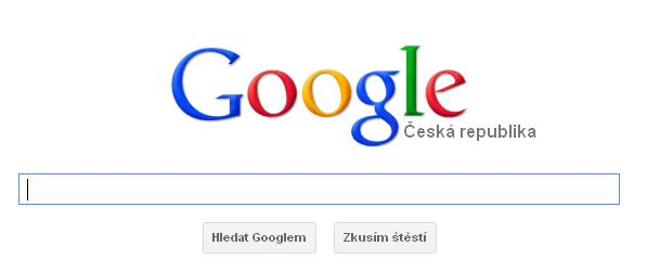 Google in Czech