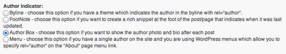 AuthorSure 4 options