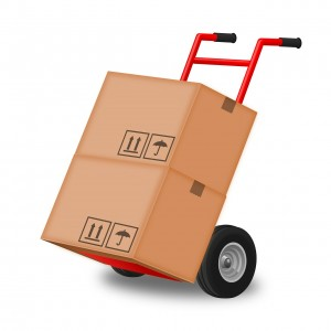 Moving boxes .. and WordPress sites