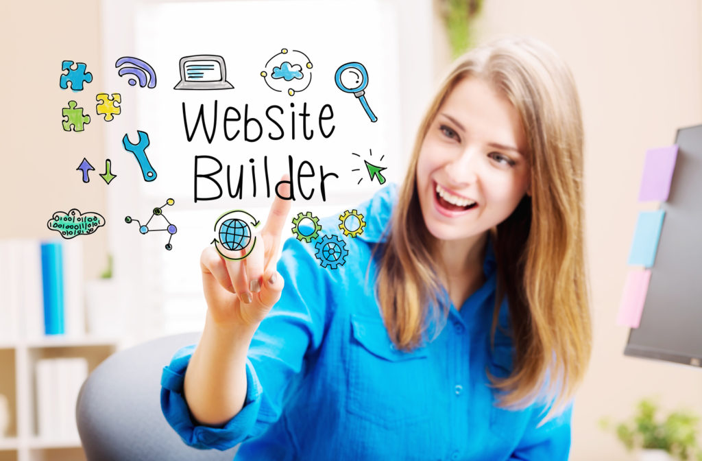 Website Builder graphic