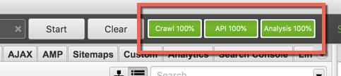 Post Crawl Analysis